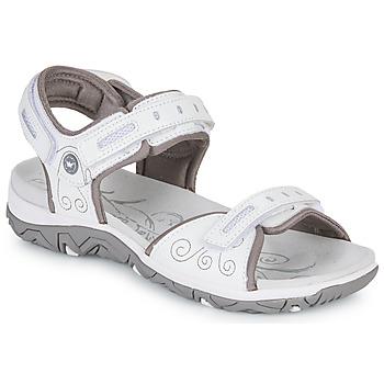 Pantofi Femei Sandale sport Allrounder by Mephisto LAGOONA Alb