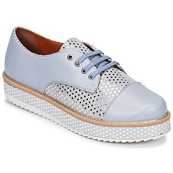 Încăltăminte Femei Pantofi Derby Cristofoli FILIPY Albastru
