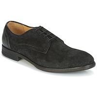 Pantofi Bărbați Pantofi Derby Hudson DREKER Negru