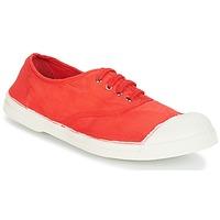 Pantofi Femei Pantofi sport Casual Bensimon TENNIS LACET Red