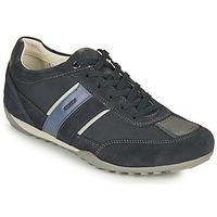 Încăltăminte Bărbați Pantofi sport Casual Geox U WELLS C Albastru