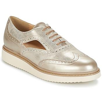 Încăltăminte Femei Pantofi Derby Geox THYMAR A Bej / Taupe