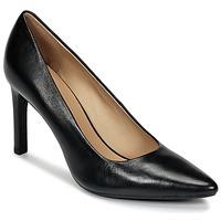 Pantofi Femei Pantofi cu toc Geox FAVIOLA C Negru