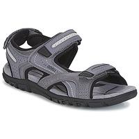 Pantofi Bărbați Sandale sport Geox S.STRADA D Gri