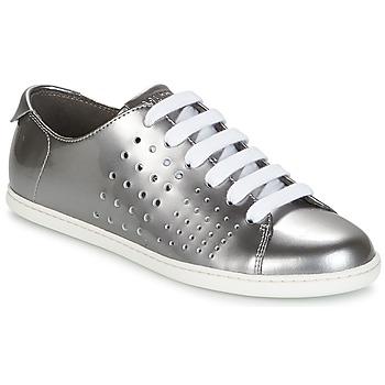 Pantofi Femei Pantofi Derby Camper TWS Argintiu