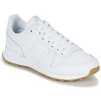 Pantofi Femei Pantofi sport Casual Nike INTERNATIONALIST W Alb