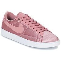 Încăltăminte Femei Pantofi sport Casual Nike BLAZER LOW SE W Roz