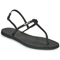 Pantofi Femei Sandale  Havaianas YOU RIVIERA Negru