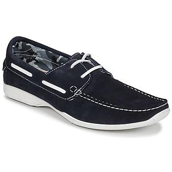 Pantofi Bărbați Pantofi barcă So Size IELIZA Albastru