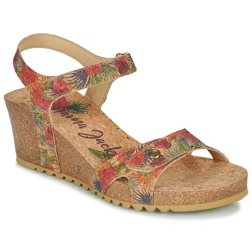 Pantofi Femei Sandale  Panama Jack JULIA Bej