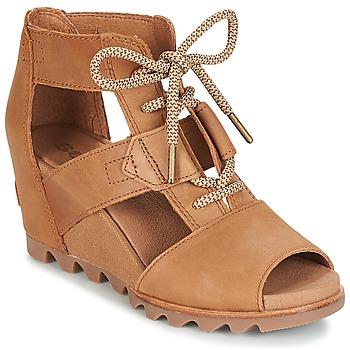 Pantofi Femei Sandale  Sorel JOANIE LACE Maro