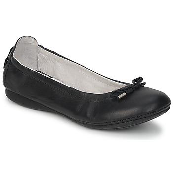 Pantofi Femei Balerin și Balerini cu curea PLDM by Palladium MOMBASA CASH Negru
