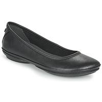 Pantofi Femei Balerin și Balerini cu curea Camper RIGHT  NINA Negru