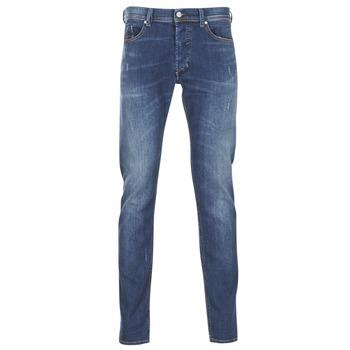 Îmbracaminte Bărbați Jeans slim Diesel TEPPHAR Albastru / 0688a