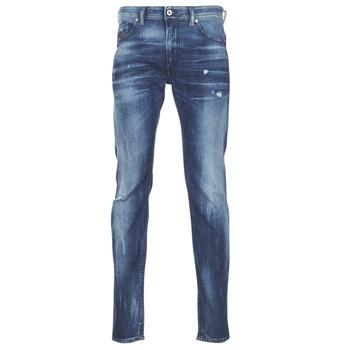 Îmbracaminte Bărbați Jeans slim Diesel THOMMER Albastru / 084mx