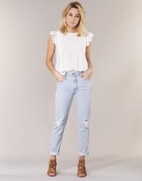 Îmbracaminte Femei Jeans drepti Diesel NEEKHOL Albastru / 84pl