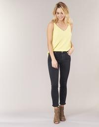 Îmbracaminte Femei Jeans drepti Diesel BABHILA Negru / 84nx