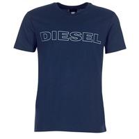 Îmbracaminte Bărbați Tricouri mânecă scurtă Diesel JAKE Albastru