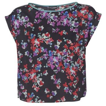 Îmbracaminte Femei Topuri și Bluze Emporio Armani MORI Multicolor