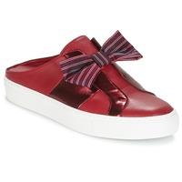 Încăltăminte Femei Papuci de vară Katy Perry THE AMBER Roșu-bordeaux