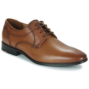 Pantofi Bărbați Pantofi Derby Lloyd OSMOND Coniac