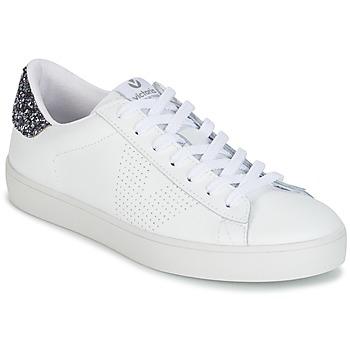 Încăltăminte Femei Pantofi sport Casual Victoria DEPORTIVO PIEL Alb
