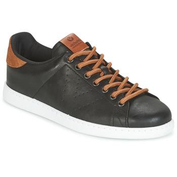Încăltăminte Bărbați Pantofi sport Casual Victoria DEPORTIVO PU CONTRASTE Negru