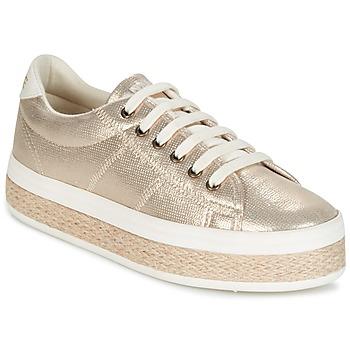 Pantofi Femei Pantofi sport Casual No Name MALIBU GLOW Auriu