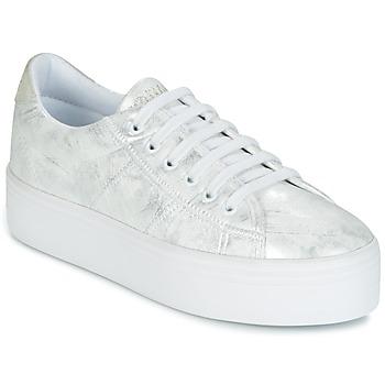 Pantofi Femei Pantofi sport Casual No Name PLATO SNEAKER Argintiu