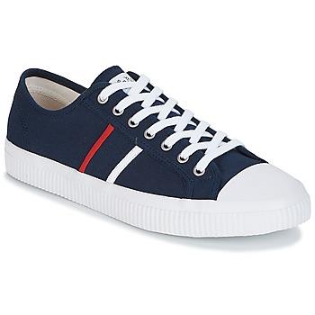 Încăltăminte Bărbați Pantofi sport Casual Jim Rickey TROPHY Bleumarin / Roșu / Alb