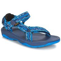 Încăltăminte Băieți Sandale sport Teva HURRICANE XLT 2 Albastru