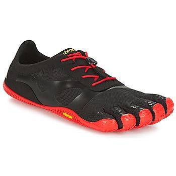 Pantofi Bărbați Multisport Vibram Fivefingers KSO EVO Negru / Roșu