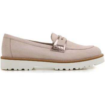 Pantofi Femei Mocasini Hogan HXW2590W9301SG0PX1 Rosa chiaro