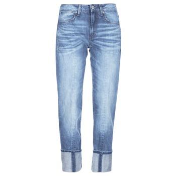 Îmbracaminte Femei Jeans  3/4 & 7/8 G-Star Raw LANC 3D HIGH STRAIGHT 11ozsena