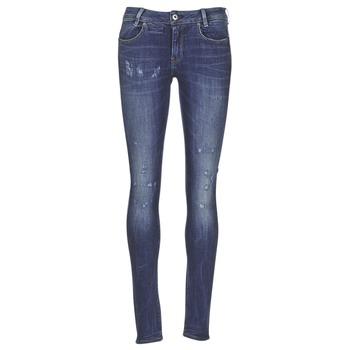 Îmbracaminte Femei Jeans skinny G-Star Raw D-STAQ 5 PKT MID SKINNY Medium / Aged / Restored