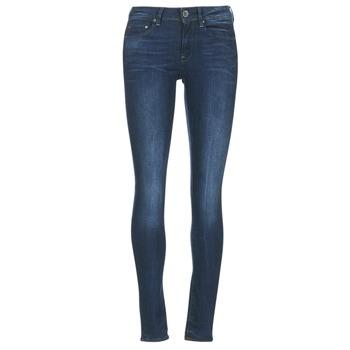 Îmbracaminte Femei Jeans skinny G-Star Raw MIDGE ZIP MID SKINNY Neutro