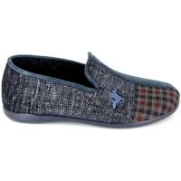 Pantofi Bărbați Papuci de casă Boissy Pantoufle JH56257 Marine albastru