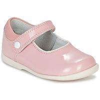 Pantofi Fete Balerin și Balerini cu curea Start Rite NANCY Roz