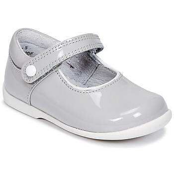 Pantofi Fete Balerin și Balerini cu curea Start Rite NANCY Gri