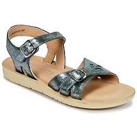 Pantofi Fete Sandale  Start Rite SR SOFT HARPER Verde