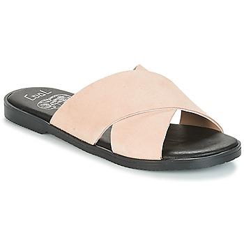 Pantofi Femei Papuci de vară Coolway ANDREA Roz / Nude