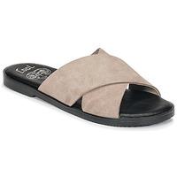 Pantofi Femei Papuci de vară Coolway ANDREA Taupe