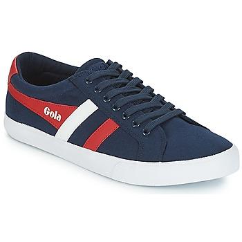 Încăltăminte Bărbați Pantofi sport Casual Gola VARSITY Bleumarin / Alb / Roșu
