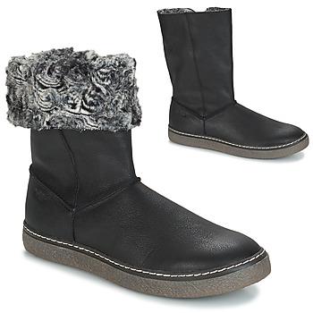 Pantofi Fete Cizme casual GBB DUBROVNIK Negru