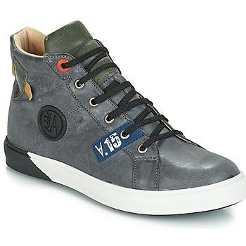 Pantofi Băieți Pantofi sport stil gheata GBB SILVIO Gri