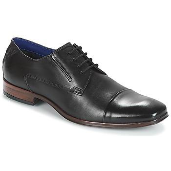 Încăltăminte Bărbați Pantofi Derby Bugatti  Negru