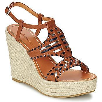 Pantofi Femei Sandale  Mellow Yellow SAKE Camel