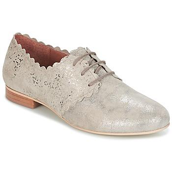 Pantofi Femei Pantofi Derby Myma CANOPA Argintiu