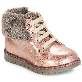 Pantofi Fete Pantofi sport stil gheata GBB RENATA Roz