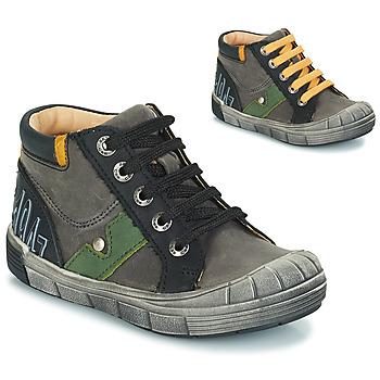 Pantofi Băieți Ghete GBB REINOLD Gri